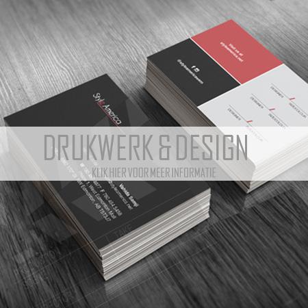 visitekaartjes laten ontwerpen bij Studio077 uit Venlo